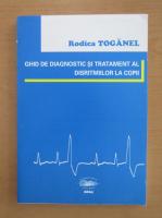 Anticariat: Rodica Toganel - Ghid de diagnostic si tratament al disritmiilor la copii