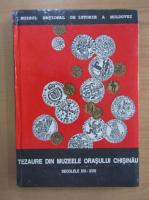 Anticariat: Tezaure din muzeele orasului Chisinau