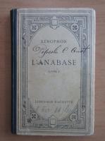 Anticariat: Xenophon - L'Anabase, Livre 1