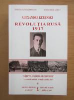 Anticariat: Alexandre Kerenski - Revolutia rusa 1917