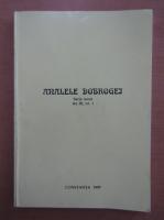 Anticariat: Analele Dobrogei, anul III, nr. 1