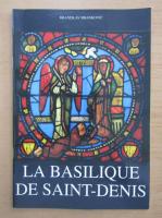 Anticariat: Branko Milanovic - La Basilique de Sainte Denis