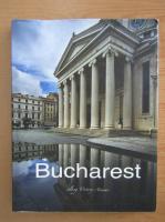 Bucharest along Victory Avenue