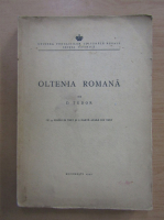 D. Tudor - Oltenia romana