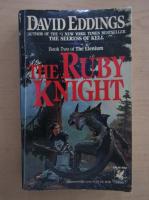 Anticariat: David Eddings - The Ruby Knight