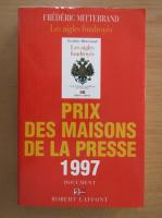 Frederic Mitterrand - Prix des Maisons de la Presse