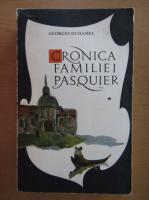 Anticariat: Georges Duhamel - Cronica familiei Pasquier (volumul 1)