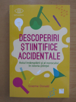 Graeme Donald - Descoperiri stiintifice accidentale
