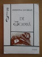 Anticariat: Josefina Luchian - De toamna