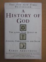 Anticariat: Karen Armstrong - A History of God
