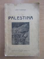 Anticariat: Leon A. Bochisiu - Palestina