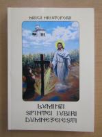 Anticariat: Maica Christofora - Lumina sfintei iubiri dumnezeiesti
