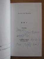 Anticariat: Nicolae Neagu - Doi (cu autograful autorului)