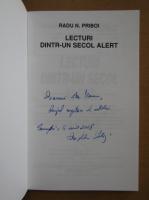Anticariat: Radu Priboi - Lecturi dintr-un secol alert (cu autograful autorului)