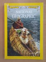 Revista National Geographic, volumul 144, nr. 6, decembrie 1973