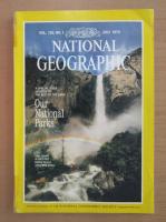Revista National Geographic, volumul 156, nr. 1, iulie 1979