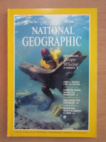 Revista National Geographic, volumul 168, nr. 1, iulie 1985
