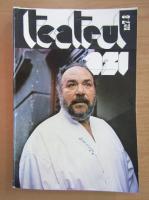 Anticariat: Revista Teatrul Azi, nr. 7-8, 1990