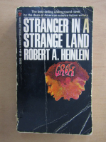 Anticariat: Robert A. Heinlein - Stranger in a strange land