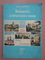 Anticariat: Aurora Fecheci - Monumente arhitectonice iesene