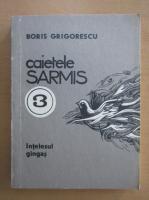 Boris Grigorescu - Caietele Sarmis, nr. 3