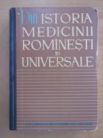 Anticariat: Din istoria medicinii romanesti si universale