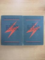 Anticariat: Hermann Zipp - Die Elektrotechnik (2 volume)