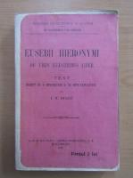 Anticariat: I. N. Dianu - Eusebii hieronymii de viris illustribus liber