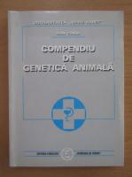 Ioan Cureu - Compendiu de genetica animala