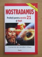 Jennifer K. Rhea - Nostradamus