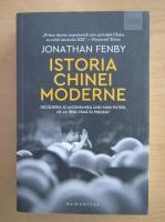 Anticariat: Jonathan Fenby - Istoria Chinei moderne