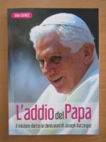 Anticariat: L'addio del Papa