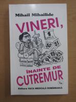 Mihail Mihailide - Vineri, inainte de cutremur
