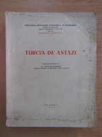 Anticariat: Nicolae Manescu - Turcia de astazi