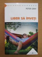 Peter Gray - Liber sa inveti
