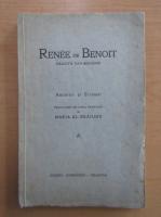 Anticariat: Renee de Benoit. Amintiri si scrisori