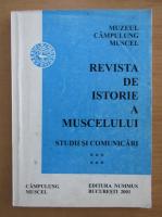 Anticariat: Revista de istorie a Muscelului. Studii si comunicari (volumul 6)