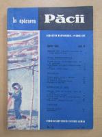 Anticariat: Revista In Apararea Pacii, anul IV, nr. 46, martie 1955