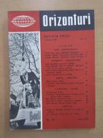 Anticariat: Revista Orizonturi, anul VI, nr. 69, februarie 1957