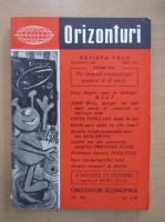 Anticariat: Revista Orizonturi, anul VIII, nr. 103, decembrie 1959