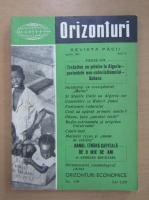 Anticariat: Revista Orizonturi, anul X, nr. 119, aprilie 1961