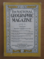 The National Geographic Magazine, volumul LX, nr. 2, august 1931