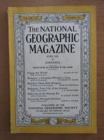 The National Geographic Magazine, volumul LXI, nr. 6, iunie 1932