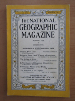 The National Geographic Magazine, volumul LXII, nr. 2, august 1932
