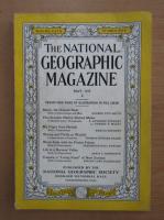 The National Geographic Magazine, volumul LXVII, nr. 5, mai 1935