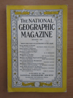 The National Geographic Magazine, volumul LXVIII, nr. 2, august 1935