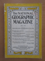 The National Geographic Magazine, volumul LXX, nr. 1, iulie 1936