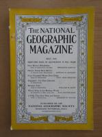 The National Geographic Magazine, volumul LXXIII, nr. 5, mai 1938