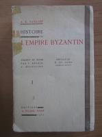 Anticariat: A. A. Vasiliev - Histoire de L'Empire Byzantin