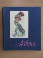 Anticariat: Ashma (poezii)